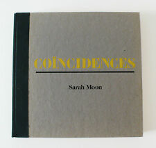 Sarah Moon Coincidences - 2001 _ Amazing like New Copy!