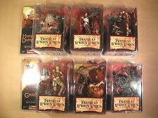 McFarlane Monsters Twisted Fairy Tales Series 4 Complete Set of 6