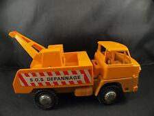 SITAP F camion Henschel SOS dépannage ancien en plastique 14 cm