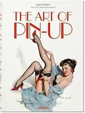 The Art of Pin-Up by Dian Hanson (2014, Hardcover)