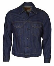 Mens Gap Denim Jacket Size Small Dark Wash