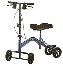 Nova TKW-14 Tall Heavy Duty 400 lbs Turning Knee Crutch Walker Scooter Leg Caddy