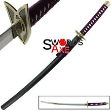 Morimoto Rangiku Bleach Anime Sword Haineko Steel Katana Cosplay Female