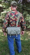 NEW Polish Military Surplus Shoulder Bag Hiking Biking Camping Tactical Bedroll