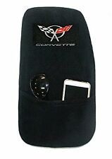 Armrest Center Console Cover Corvette C5  KACORC5B Seat Armour  Black