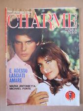 CHARME Fotoromanzo n°501 1985   [D31]