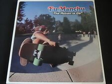 "Fu Manchu ""The Action Is Go"" Original 2xLP. 1st Edition w/Insert. VERY RARE !"