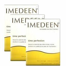 IMEDEEN TIME PERFECTION 180's tabs, 3 months supply FREE WORLDWIDE P+P