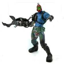"MASTERS of the UNIVERSE Motu TRAPJAW 6"" toy action figure, he man heman"