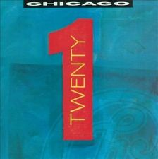Chicago Twenty 1 by Chicago (Cassette, Jan-1991, Full Moon/Warner Bros.)