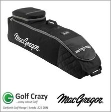 2016 macgregor golf vip deluxe rembourré voyage flight cover avec roues neuf