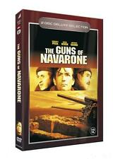 THE GUNS OF NAVARONE : 2 DVD DISC SET  - LUXE ED. - sealed - oorlog NIEUW