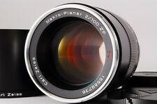 【NEAR MINT】 Carl Zeiss makro-planar T* 100mm f/2 ZF for Nikon from japan #337