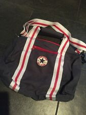 NWOT CONVERSE LEGACY CANVAS DUFFLE BAG VARSITY GRAY CHUCK TAYLOR ALL STAR