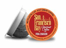 San Francisco Bay FOG CHASER Coffee Keurig One Cup K-Cup K Cup 20 Single Serve