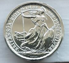 2014 NEW   1/4 Ounce Silver SS Gairsoppa Britannia with Air Tite