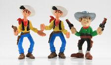 Lucky Luke === 3 Figuren von Maia & Borges M + B