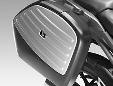 HONDA NC700X '12-'13 SILVER SADDLEBAG PANELS KIT 08F73-MGS-A50