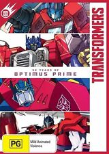 Transformers: 30 Years of Optimus Prime NEW R4 DVD