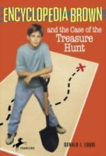Encyclopedia Brown and the Case of the Treasure Hunt (Encyclopedia Brown #17), D