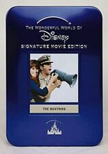 The Boatniks DVD Collectible Tin WonderfulWorld of Disney Robert Morse Movie New