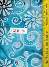 """108"""" Wide Quilt Backing, By The Yard, 100% Cotton,  QUILTER BATIKS QBW-10"""