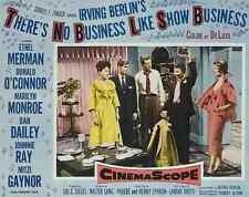 Film Theres No Business Like Show Business 10 A2 Box Canvas Print