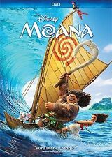 NEW - Moana (DVD 2016)*Comedy, Family, Animation* SHIPPING TODAY !