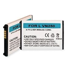 LG OCTANE replacement Cell Phone Battery - Li-Ion 3.7V 850mAh