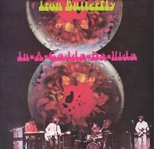 IRON BUTTERFLY In-A-Gadda-Da-Vida CD ATCO 33250-2