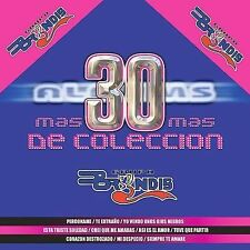 FREE US SH (int'l sh=$0-$3) NEW CD Grupo Bryndis: Mas 30 Albums de Coleccion