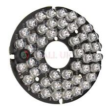 New 48 LED IR Infrared Illuminator Board for CCTV Security Cameras DC 12V UK