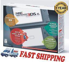 New Nintendo New 3DS XL Latest Version 2016 Quad Core - Super Stable 3D - Black