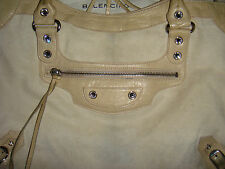 AUTHENTIC BALENCIAGA CLASSIC LIMITED PONY SKIN SWAROWSKI BAG SAC TOTE