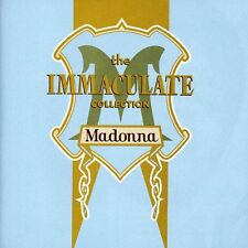 Immaculate Collection - Madonna (1990, CD NIEUW)