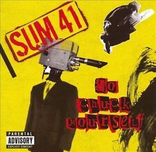 Go Chuck Yourself [PA] by Sum 41 (CD, Mar-2006, Aquarius)