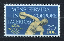 ALEMANIA/RDA EAST GERMANY 1971 MNH SC.1286 Olympic committee of GDR