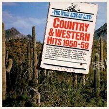 CD Country & western - Hits 1950-1959 / IMPORT