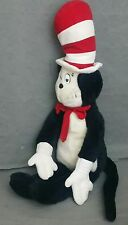 """Dr. Seuss Week Cat in the Hat LARGE Plush Stuffed Animal 30"""" Classroom Book Prop"""