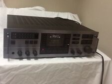 Carver Magnetic Field Power Amplifier  Model 6250 w Remote and Booklet