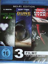 Dune der Wüstenplanet - Dark Star - Dark Side of the Moon - Sting, J. Prochnow