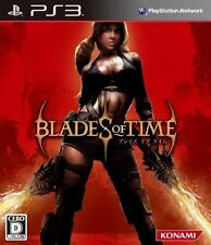 KONAMI Blades of Time Sony PlayStation 3 PS3 Game Soft  New F/S