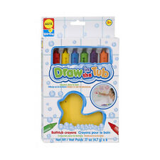 ALEX Toys Rub a Dub Draw in the Tub Bath Crayons