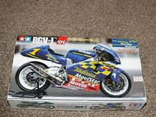 TAMIYA 1/12 SUZUKI RGV-gamma'01 [Team TELEFONICA Movistar] KIT MODELLO 14089