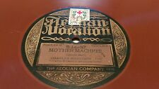 Antique 78 RPM record Aeolian Macushla Charles Harrison Mother Machree B 14157