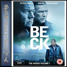 BECK THE SERIES - VOLUME 1 *BRAND NEW DVD***