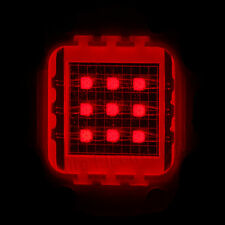 10W 10Watt 38mil Chips Red High Power LED Panel SMD Light Lamp 300mA 18-22V