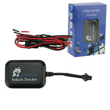 Mini GPS GSM GPRS Tracking SMS Real Time Vehicle Motorcycle Monitor Tracker USA