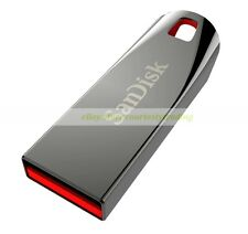 SanDisk USB 8GB 8G Cruzer Force Flash Pen Drive New Lifetime Warranty