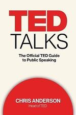 Talk This Way! : The Official TED Guide to Public Speaking by  (FREE 2DAY SHIP)